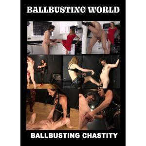 Ballbusting World - Ballbusting Chastity