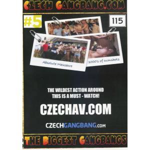 Czech Gangbangs - 5
