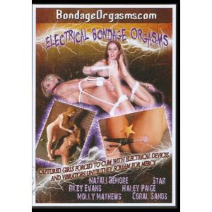 Electrical Bondage Orgasms
