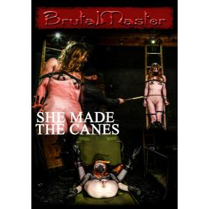 She made the Cane