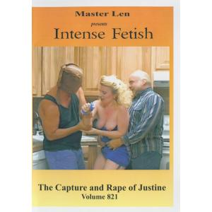 Master Len - The Capture and Rape of Justine