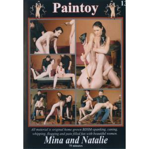 Paintoy - Mina and Natalie