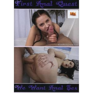 First Anal Quest 27