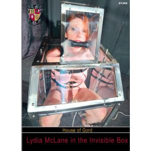 House of Gord - Lydia Mclane in the Invisible box