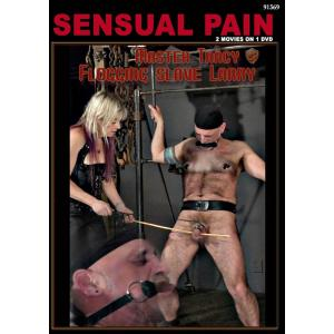 Sensual Pain - Master Tracy Flogging slave Larry