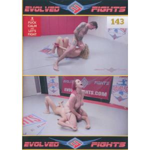 Evolved Fights 9