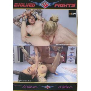 Evolved Fights - Lesbian Edition 4