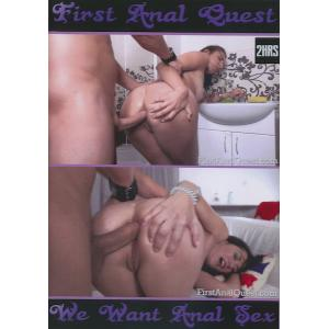 First Anal Quest Vol.32