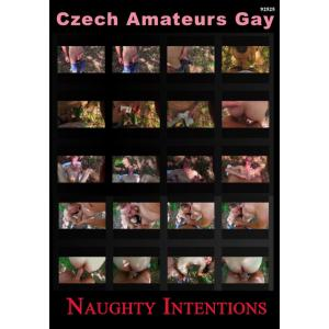 Czech Amateur Gay - Naughty Intentions