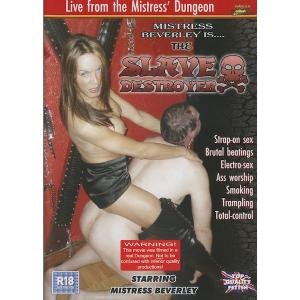 Mistress Beverly is the Slave Destroyer