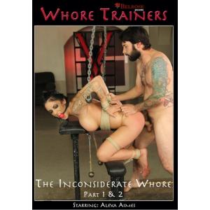 Whore Trainers - The Inconsiderate Whore