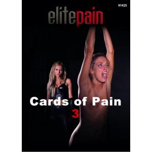 Elite Pain - Cards of Pain 3