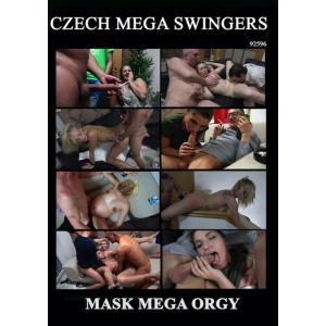 Czech Mega Swingers - Mask Mega Orgy
