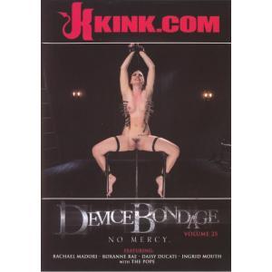 Device Bondage - Volume 25 Front