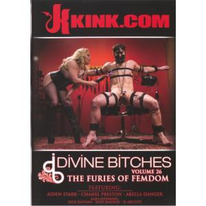 Divine Bitches Volume 26 - The Furies of Femdom