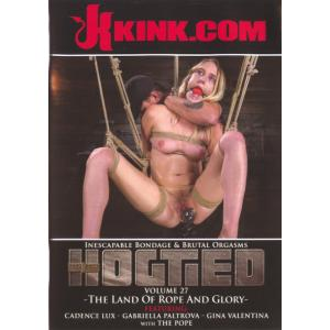 Hogtied Volume 27 - The Land of Rope and Glory