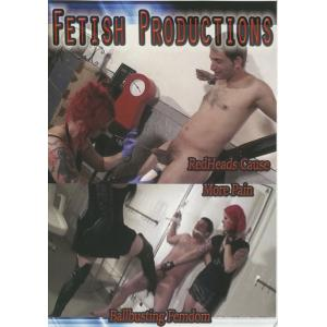 Fetish Productions - Redheads cause more pain