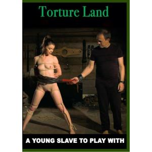 Torture Land - A Young Slave To Play With