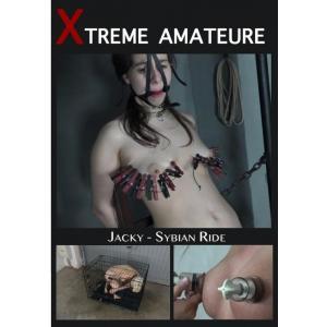 Xtreme Amateure - Jacky Sybian Ride