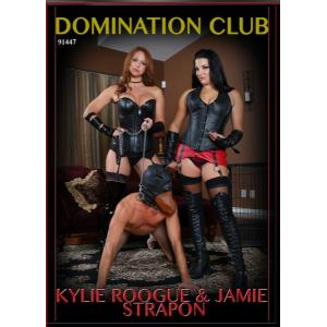Domination Club - Kylie Roogue & Jamie Strapon