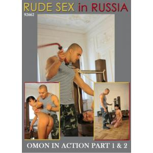 Rude Sex in Russia - Omon In Action Part 1 & 2