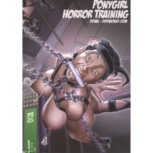 Ponygirl Horror Training