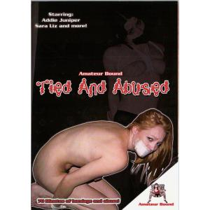 Amateur Bound - Tied and Abused