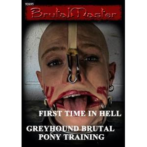 Brutal Master - Greyhound Brutal Pony Training