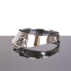 Locking Collar With Ring 12cm - Collars