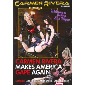 Carmen Rivera - Make America Gape Again