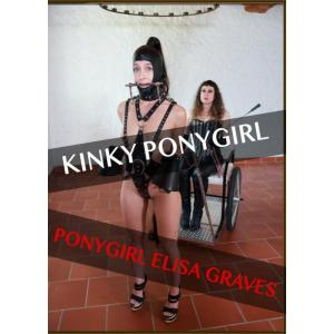 Kinky Ponygirl - Ponygirl Elisa Graves