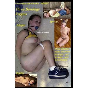 Powershotz - 3 Bondage Virgins