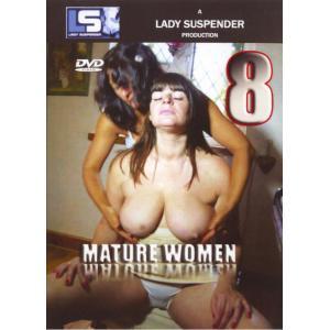 Lady Suspender - Mature Woman 8