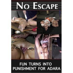 No Escape - Fun Turns Into Punishment For Adara
