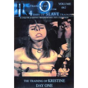The Training Of Kristine Day 1