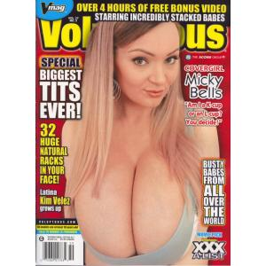 The Score Group - Vmag Voluptuous Volume 27 Number 5