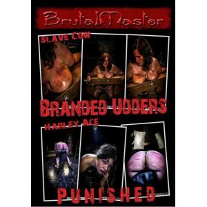 Brutal Master - Branded Udders Punished