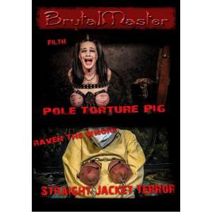 Brutal Master - Pole Torture Pig