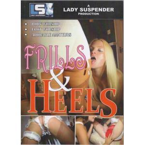 Lady Suspender - Frills & Heels