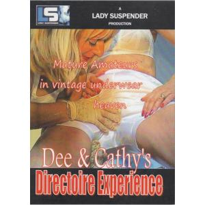 Lady Suspender - Dee & Cathys Directior Experience