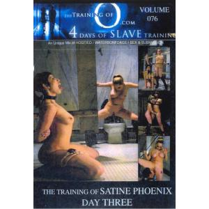 The Training of Satine Phoenix Day 3