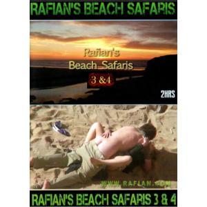 Rafian's Beach Safari - Volume 3 & 4