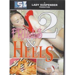 Lady Suspender - Frills & Heels 2