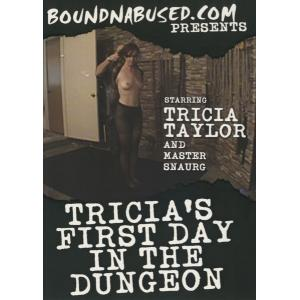 Boundnabused - Tricia's first Day in the Dungeon