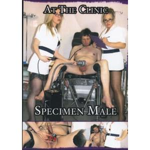 At the Clinic - Specimen Male