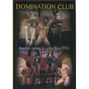 Domination Club - Kendra James & Lydia Boot