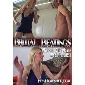 Femdomshed - Brutal Beatings