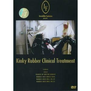 Incredible Fantasies - Kinky rubber clinical treatment