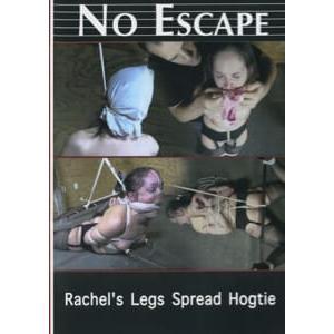 No Escape - Rachel's Legs Spread Hogtie