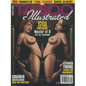 Taboo Illustrated 50